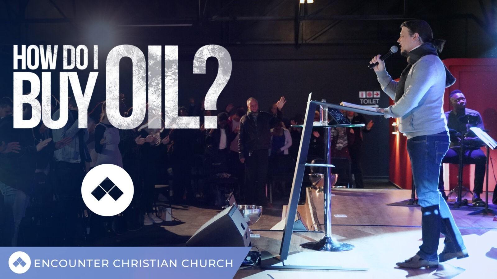 How Do I Buy Oil?