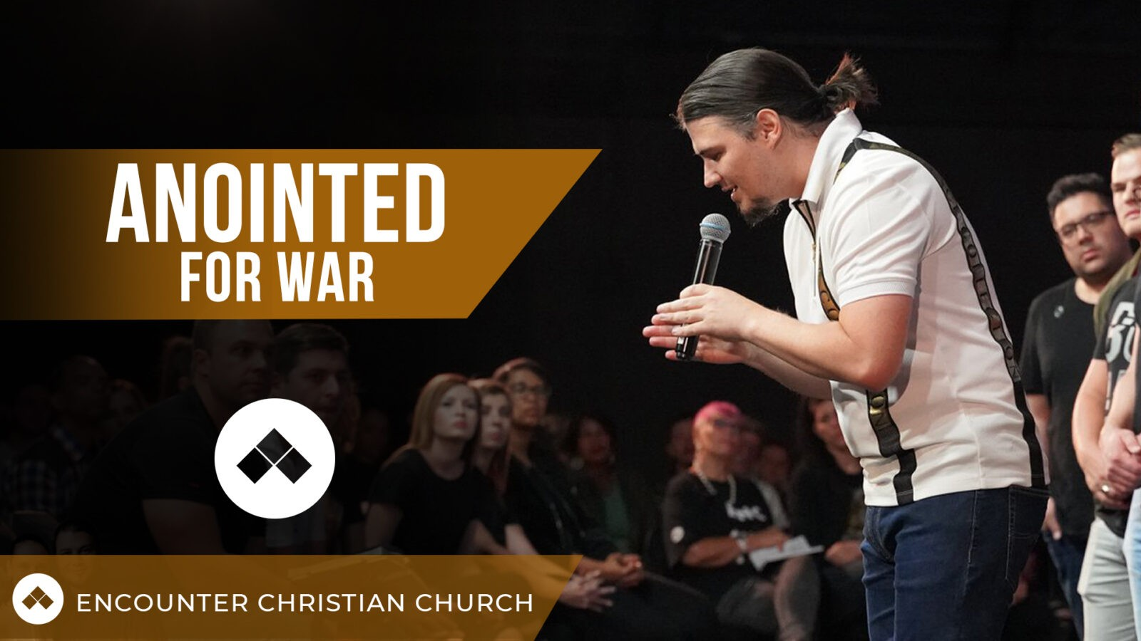 Anointed For War