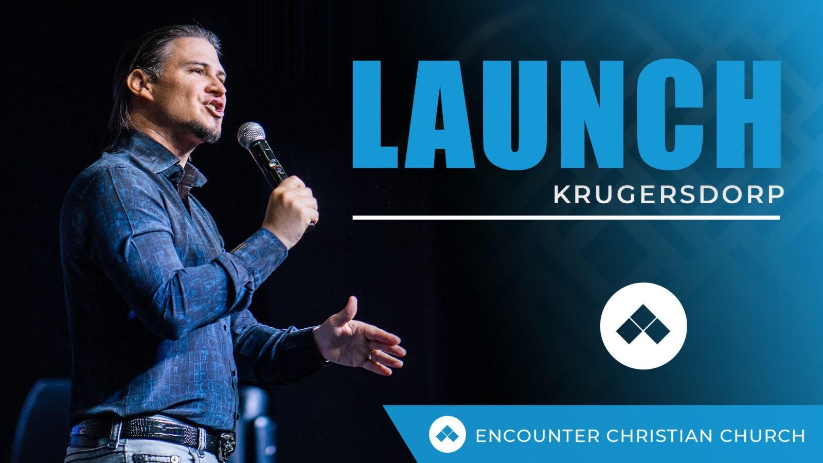 Krugersdorp Launch