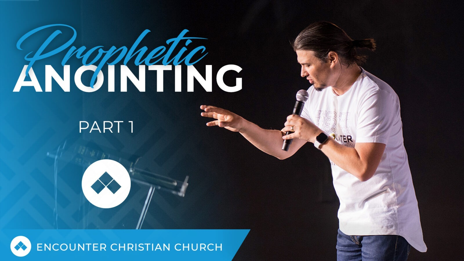 Prophetic Anointing Part 1