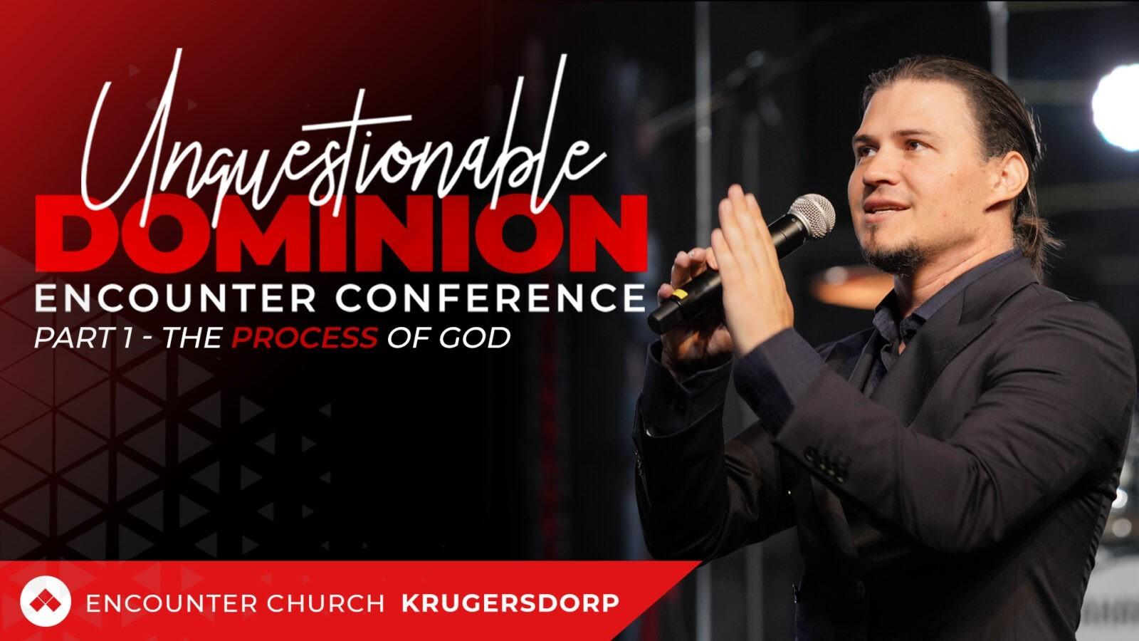 Encounter Conference Krugersdorp Part 1