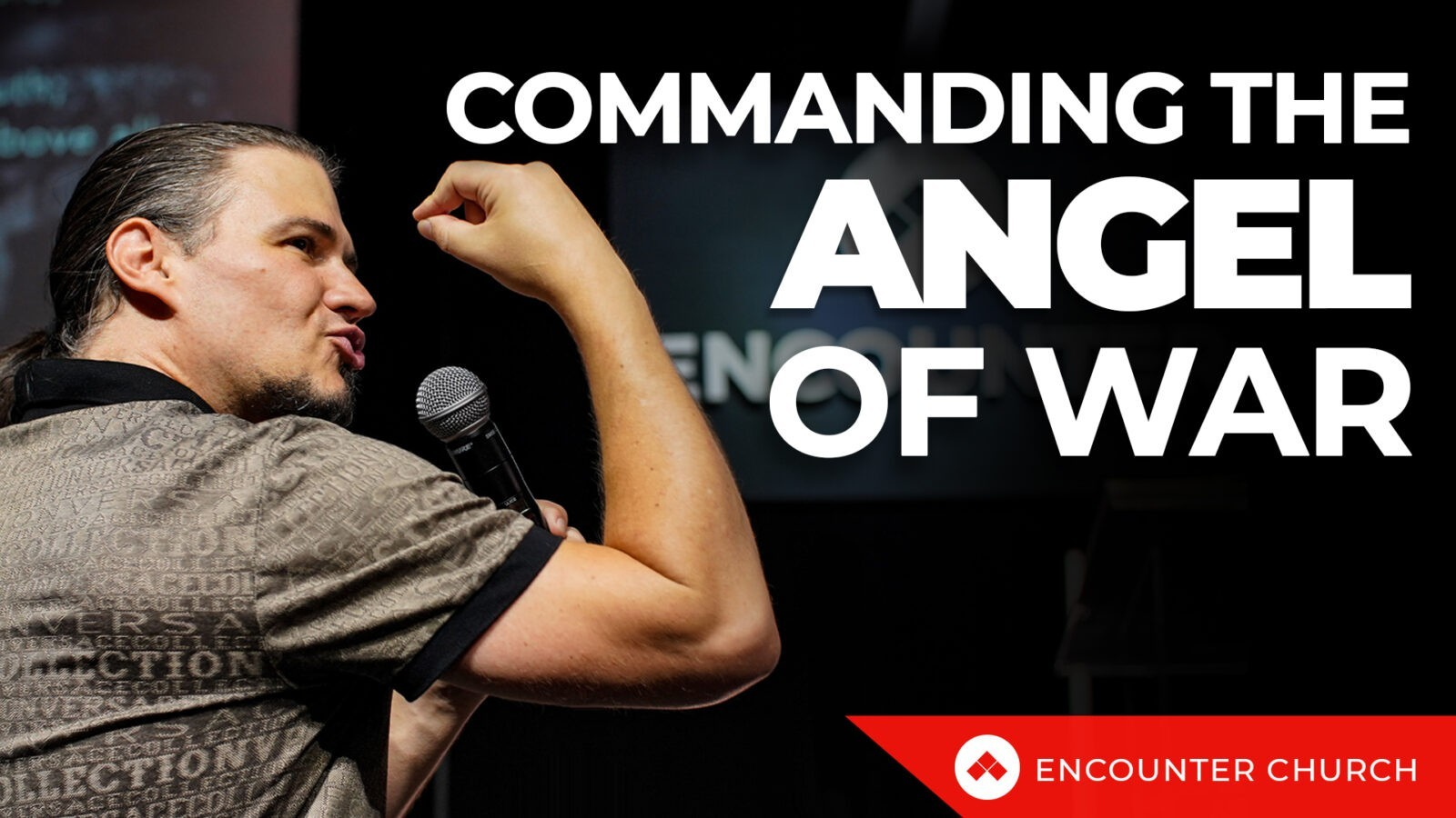 ENCOUNTER CONFERENCE – Commanding The Angel Of War