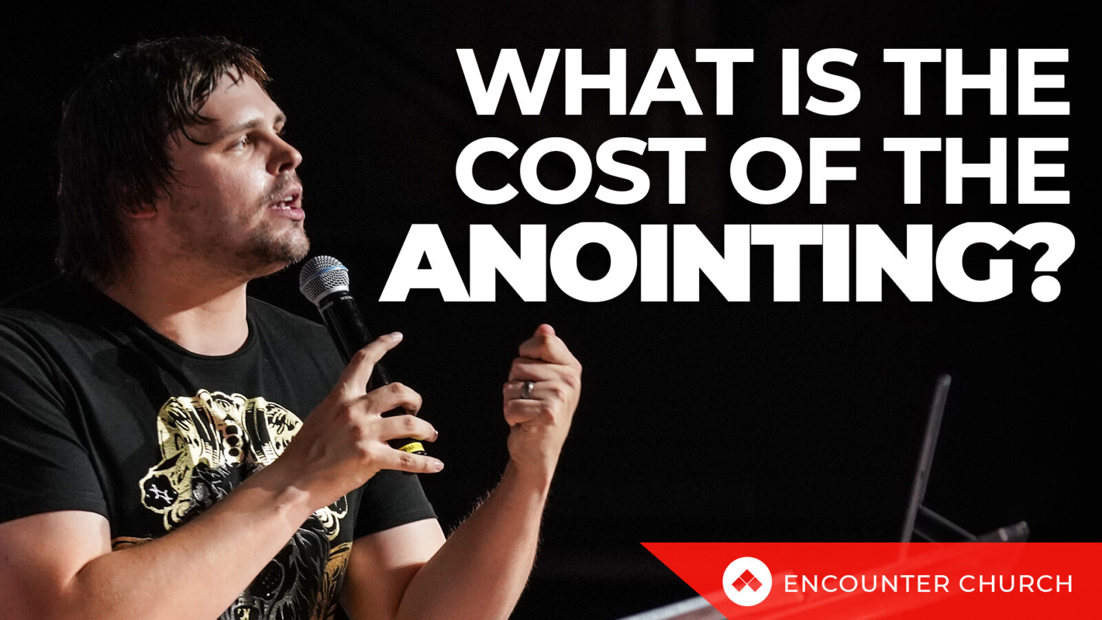What Is The Cost Of The Anointing?