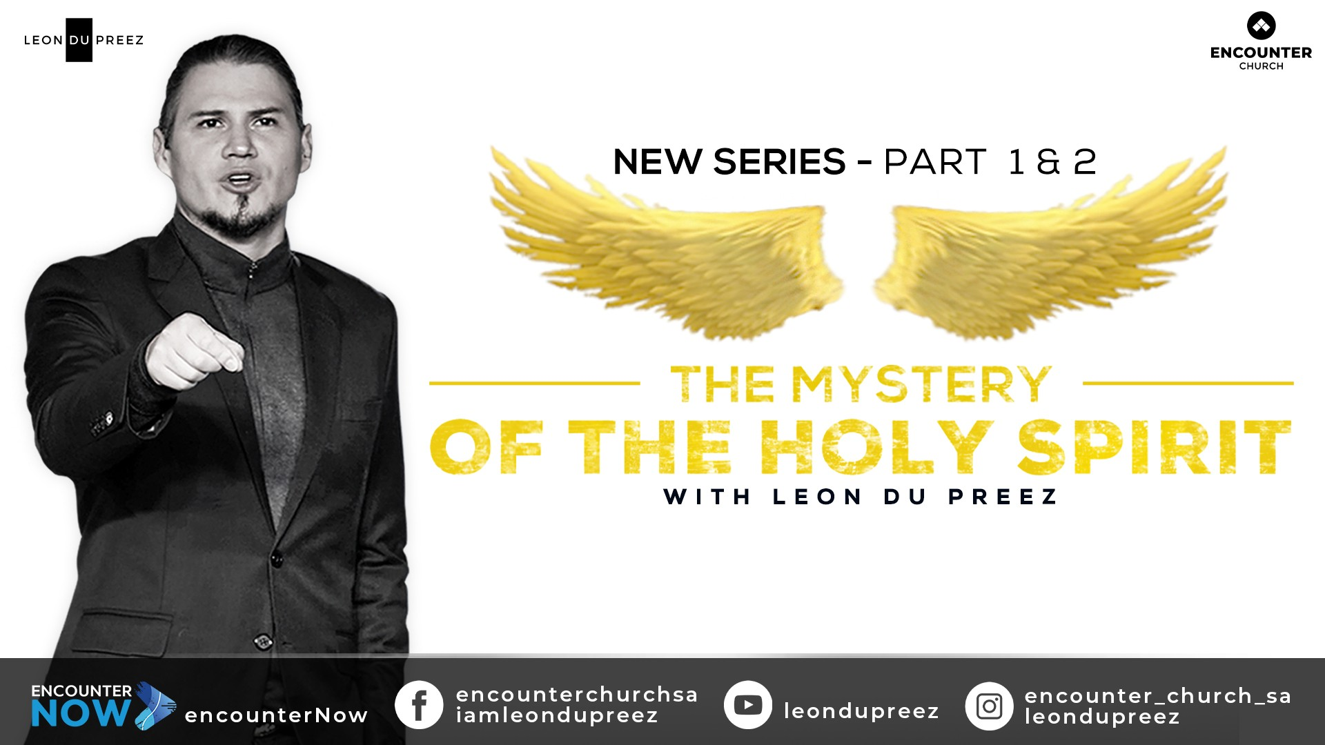 The Mystery of The Holy Spirit – Part 2