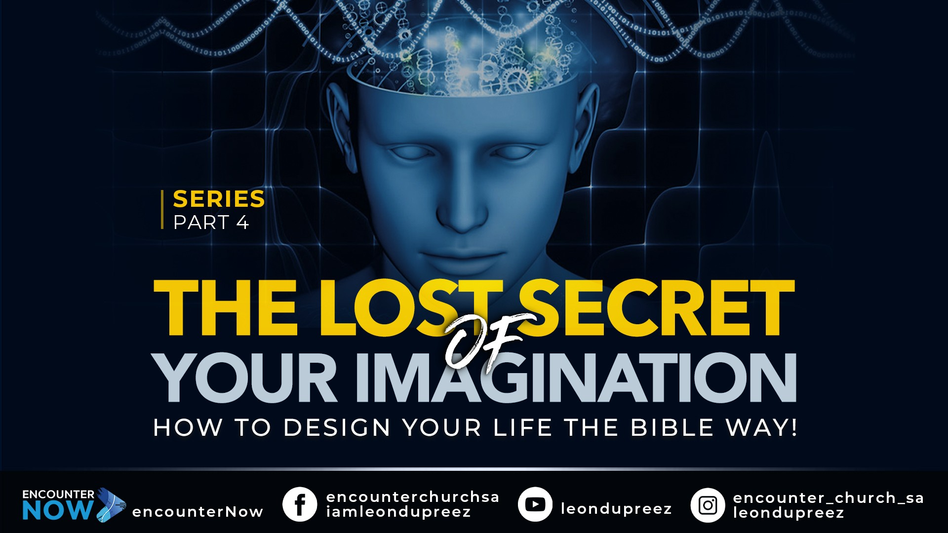 The Lost Secret Of Your Imagination – Part 4