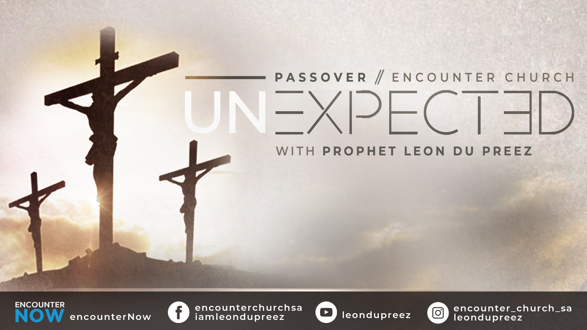 UNEXPECTED Passover – The Prophet Anointing | Prophetic Speed