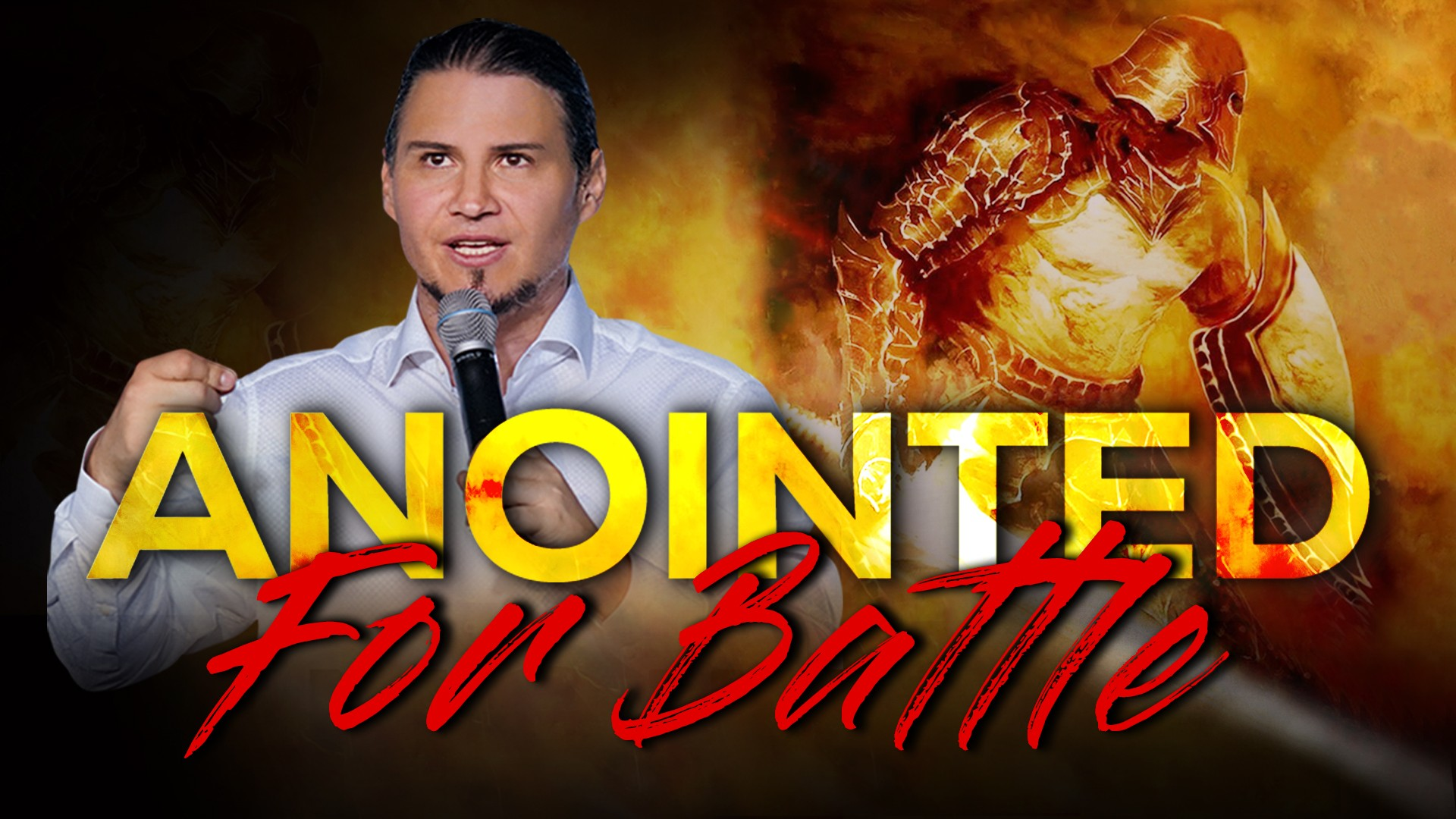Anointed For Battle