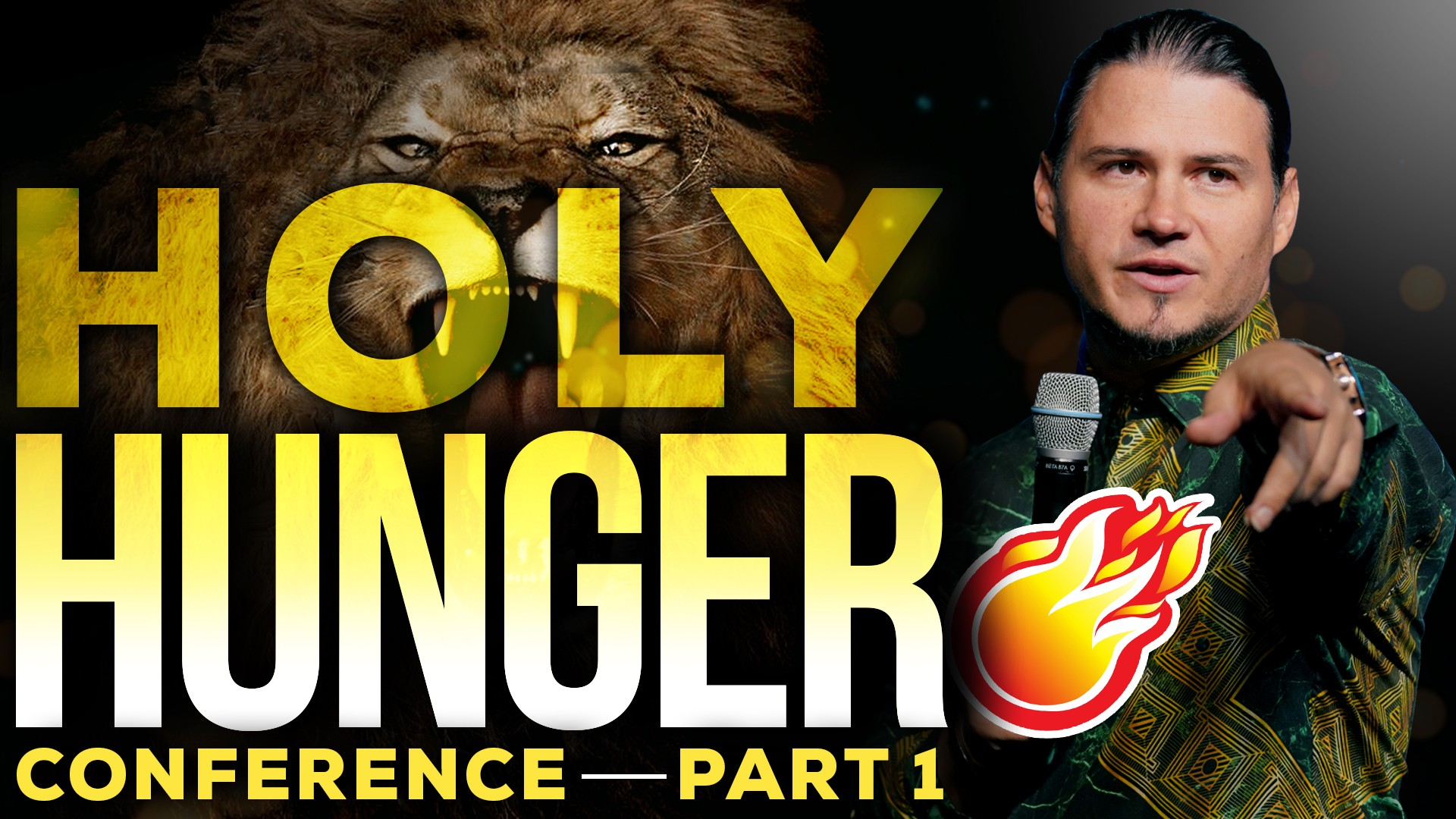 Holy Hunger Conference   The Power Of Repentance