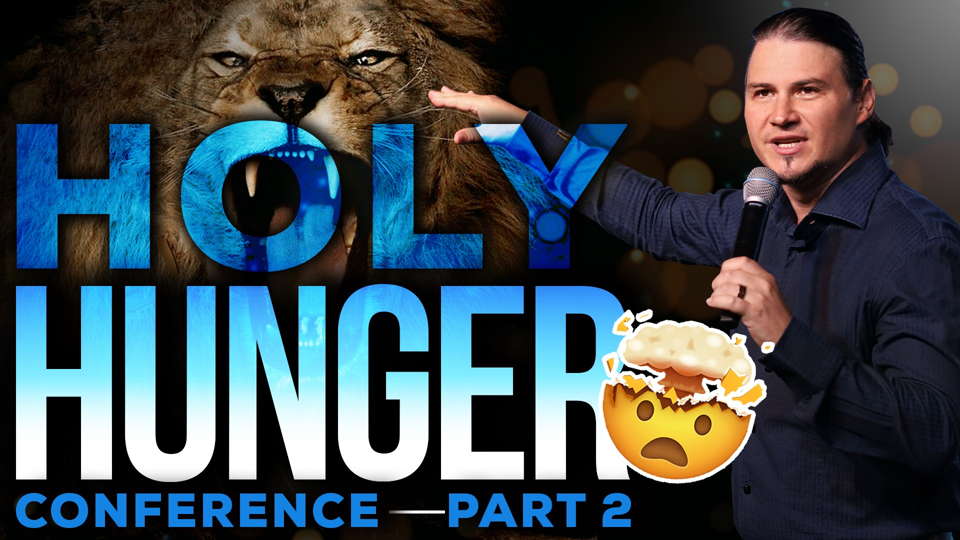 Holy Hunger Conference | Fit For The Masters Use