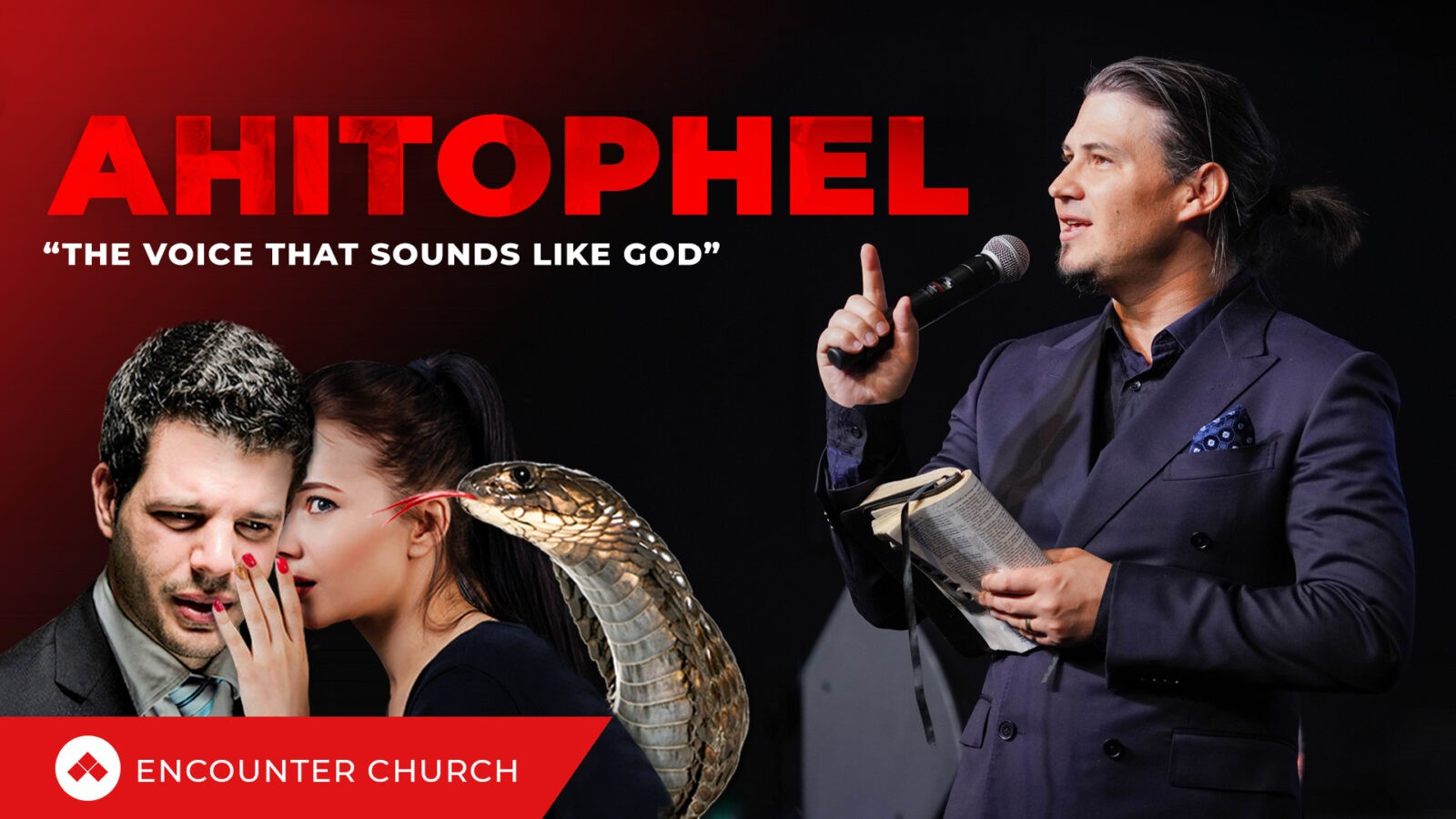 Ahitophel – The Voice that Sounds Like God