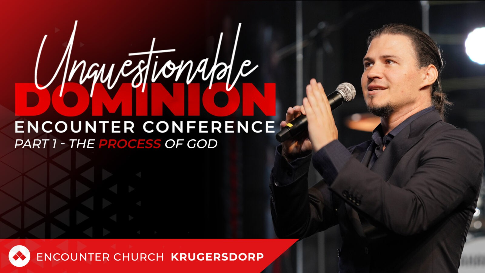 Encounter Conference Krugersdorp Part 1